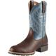 Ariat Mens Hybrid Rancher Boots 11D Blue