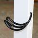 Dapple Equine Jump Cups Round Rails PVC Standards