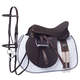 EquiRoyal Pro Am All Purpose Saddle Pkg 17.5W Brow