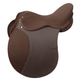 EquiRoyal Pro Am All Purpose Saddle 17.5W Brown