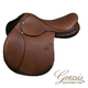 M. Toulouse Annice Genesis Dbl Leather Saddle 17.5