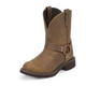 Justin Ladies Gypsy Rnd Toe 8in Apache Boots 11