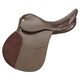Silver Fox All Purpose Pad Flap Saddle 18 Havana