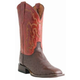 Lucchese Mens Horseman Messina Boots 11D Red