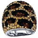 Kelly Herd Cheeta Collection Ring 9