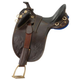 AO Youth Stockman Bush Rider Saddle With Horn