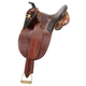 AOC Stock Poley Wide Tree Saddle w. Horn 19in