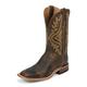 Tony Lama Mens Americana Sq Toe Tan Boots 13EE