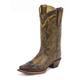 Tony Lama Ladies Vaquero Bark Santa Fe Boots 10