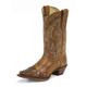 Tony Lama Ladies Vaquero Tan Santa Fe Boots 10