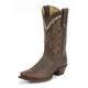 Tony Lama Ladies Vaquero Sorrel Taos Boots 10