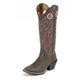 Tony Lama Ladies Chocolate Yukon Boots 10