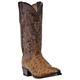 Dan Post Mens Tempe Western Boots 12EE Saddle
