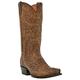 Dan Post Mens Sidewinder Tan Western Boots 13EE
