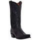 Dan Post Mens Bexar Black Western Boots 13EE
