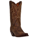 Dan Post Ladies Cecilia Western Boots 10 Bay