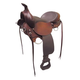 Fabtron Gaited Cross Trail Western Saddle 17In