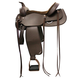 Wintec Western Trail Saddle 17In Brown