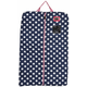 Equine Couture Emma Garment Bag Blue/Navy