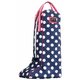 Equine Couture Emma Boot Bag Blue/Navy