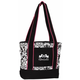 Equine Couture Mini Damask Tote Bag