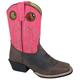 Smoky Mountain Childs Memphis Sq Toe Boot 7 Tan