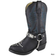 Smoky Mountain Childrens Starlight Boots 7 Brn