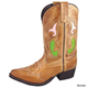 Smoky Mountain Childrens Madera Boots 7 Brown