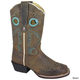 Smoky Mountain Childrens El Dorado Boots 7 Brn