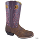 Smoky Mountain Ladies Arcadia Boots 11 Brown
