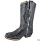 Smoky Mountain Ladies Augusta Boots 11 Brown