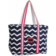 Equine Couture Abby Tote Bag Blue/Navy