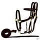 Fabtron Comfort Fit Trail Halter Bridle Combo Brow