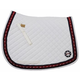 Equine Couture Stars/Stripes II Saddle Pad Red