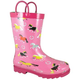 Smoky Mountain Childs Show Horse Rubber Boots 3