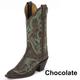 Justin Ladies America Narrow Sq Toe Boots