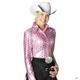 Hobby Horse Ladies Ami Blouse M Pink