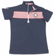 Equine Couture Childs Patriot S/S Polo 1X White