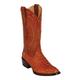 Ferrini Mens Caiman Croc Tail Rnd Cog Boots 13EE