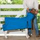 Weaver Cordura Goat Blanket Large Blue