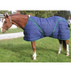 Snuggie Quilted Miniature Blanket 54In Navy/Hunter