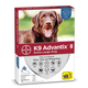 K9 Advantix II for Dogs 4-Month Supply Over 55lb