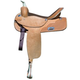 Circle P Barrel Leather Saddle 15.5in