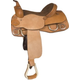 Circle P Leather Training Saddle 17in