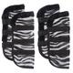 Tough-1 Zebra Mesh Fly Boots