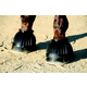 Professionals Choice Pull On Rubber Bell Boots X-L