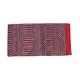PC Double Weaver Navajo Saddle Blanket Royal
