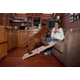 Pet Gear Carpeted Short Bi-Fold Pet Ramp