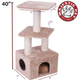 Majestic 40 Inch Casita Cat Furniture Tree