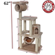 Majestic 62 Inch Casita Cat Furniture Tree